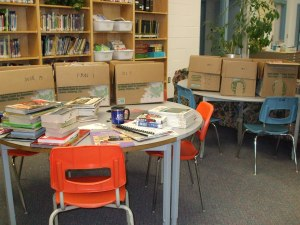 A School Library Transformed – Part 4: Getting it Done