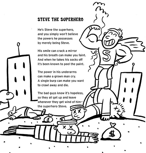 Poems For Kids About School That Rhyme Shel Silverstein in ...