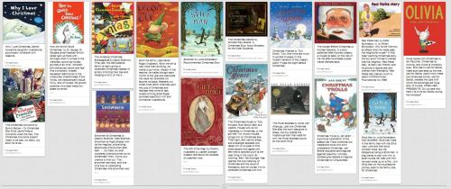 SHS_Library Holiday Books