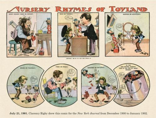 Nursery Rhymes of Toyland
