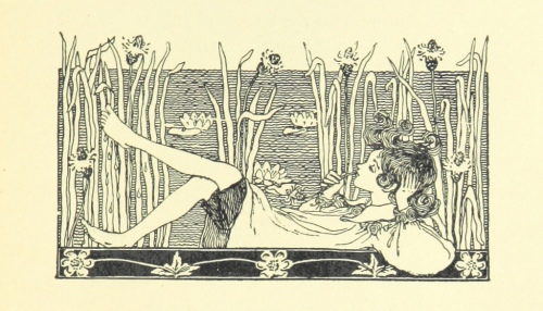 Image taken from page 129 of 'Songs for Little People. [With illustrations by H. Stratton.]'