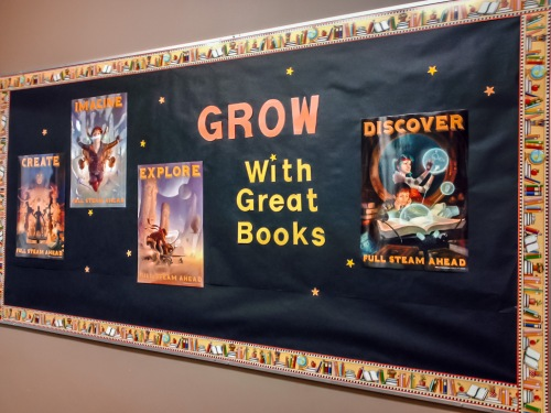 Grow With Great Books